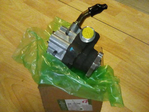 QVB101240, Pump Assembly Power Assisted Steering, Discovery II