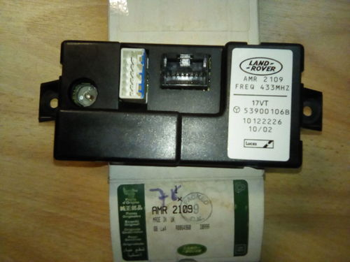 AMR2109, Control Unit;  Land Rover Discovery I (1989-98); Range Rover Classic MY1992-1994