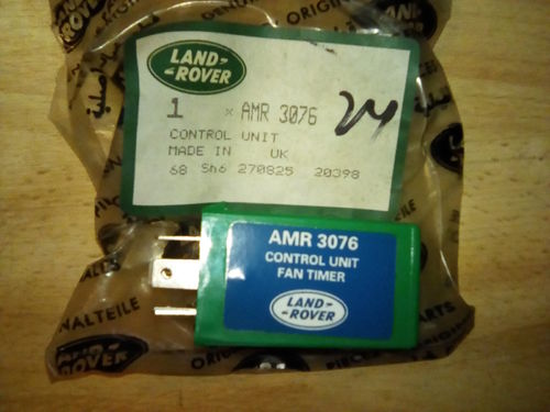 AMR3076, Control Unit, Land Rover Discovery I (1989-1998); Range Rover Classic (MY1992-MY1994)